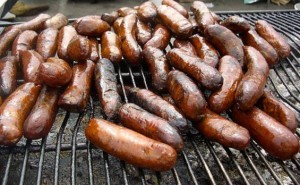 York BBQ Sausages