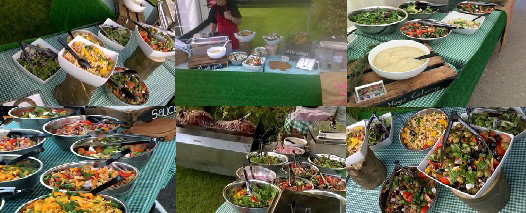 Hog Roast Salads
